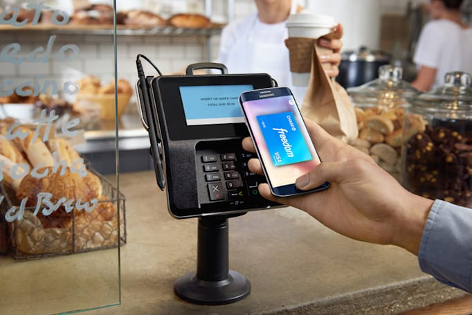 Samsung Pay gets support for cards from Chase bank