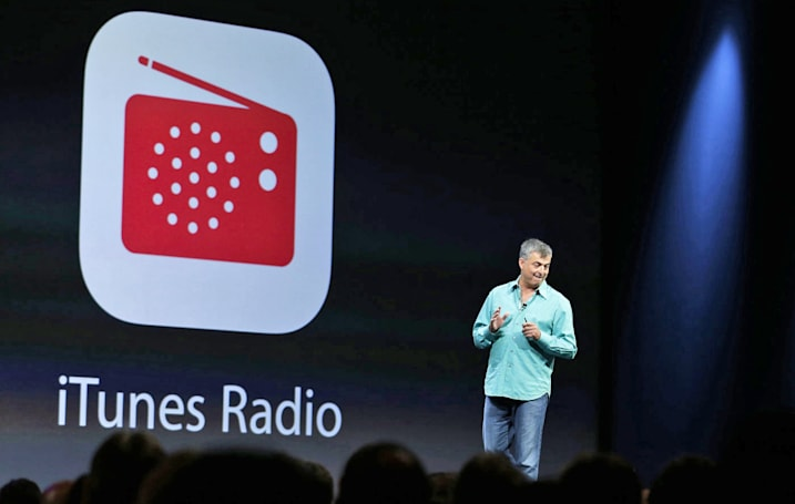 Apple ends its free iTunes Radio service