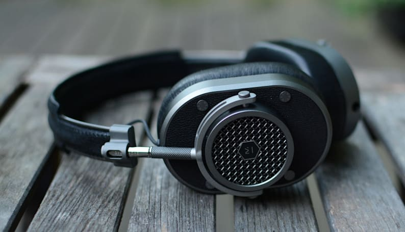 Master & Dynamic's MH40 headphones sound as good as they look