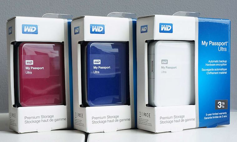 Engadget giveaway: win a 3TB My Passport Ultra courtesy of WD!