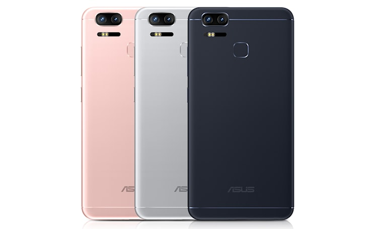 ASUS' ZenFone 3 Zoom has two cameras and a big battery
