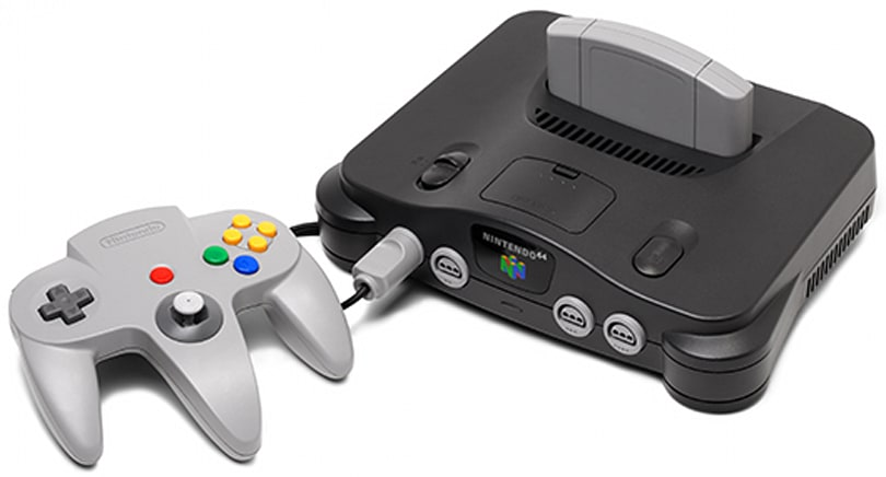 Happy 18th birthday, N64!