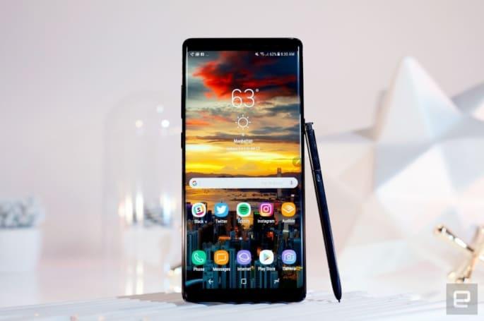 新一代三星 Galaxy Note 9 或许会在 8 月 9 日亮相
