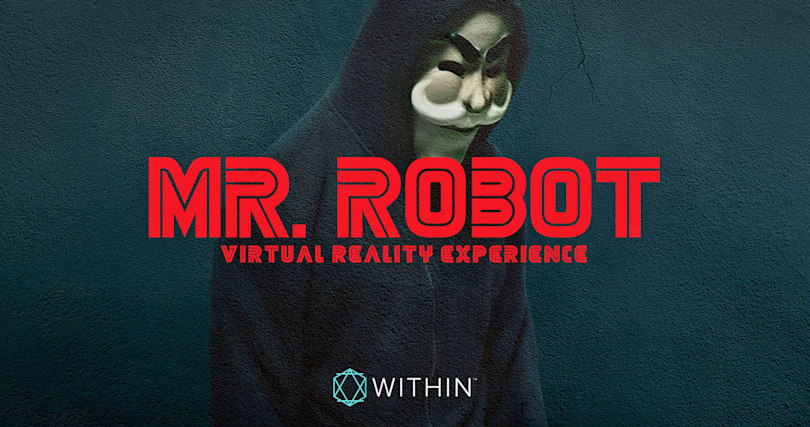 'Mr. Robot' gets a nationwide VR experience for Comic-Con