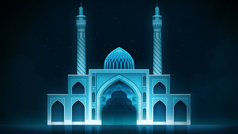 The surprising Islamic beauty of 'Engare'