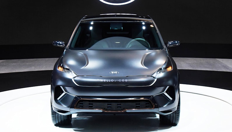 Kia unveils its electric and autonomous future