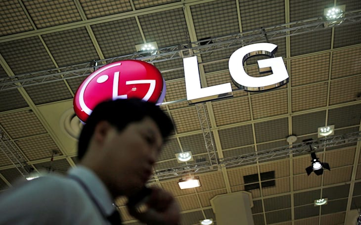 LG promotes its Home Appliance boss to Chief Executive
