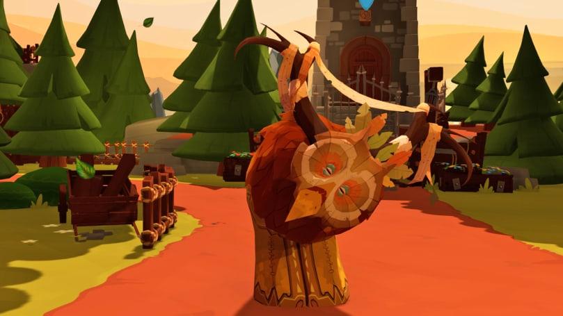 'Harry Potter' meets 'Zelda' in a fantasy action game