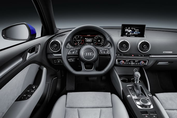 Audi's latest models add Amazon Music to the dashboard