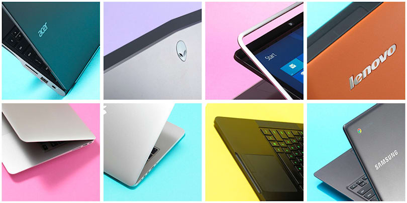 Check out our laptop buyer's guide for the best in portable PCs