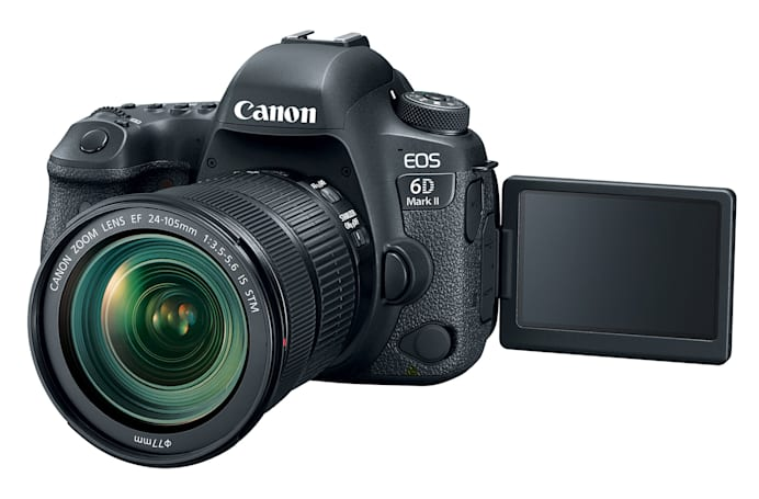 Canon's full-frame 6D Mark II is a solid upgrade with a catch