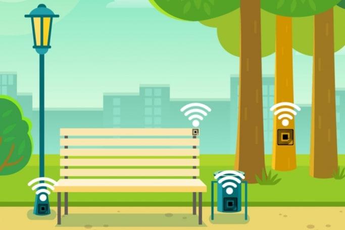 MIT engineers give RFID tags chemical-sensing capabilities