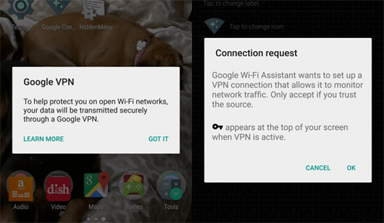 The latest version of Android could keep your data safe on public WiFi