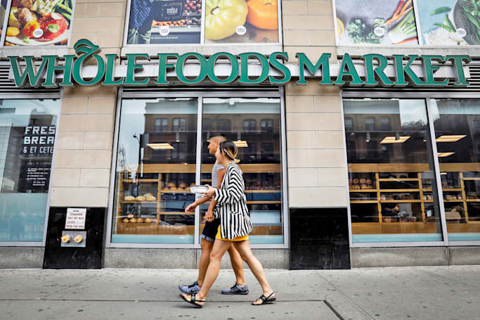 Amazon cuts Whole Foods pickup time to 30 minutes