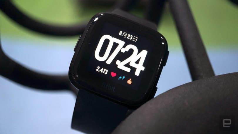 Fitbit Versa 评测:转机