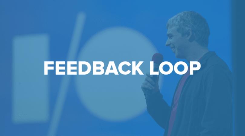 Feedback Loop: It's Google all the way down!
