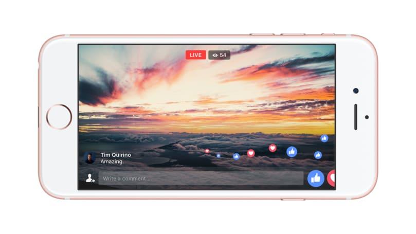 Facebook Live now lets you hide comments, stream for longer