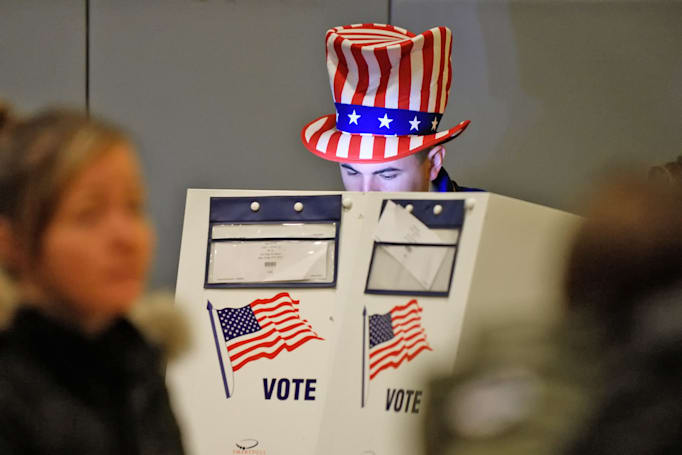 New York is reviewing its voting infrastructure to avoid hacks