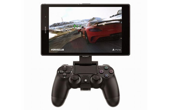 Sony PS4 Remote Play and Game Control Mount coming to Z3 devices