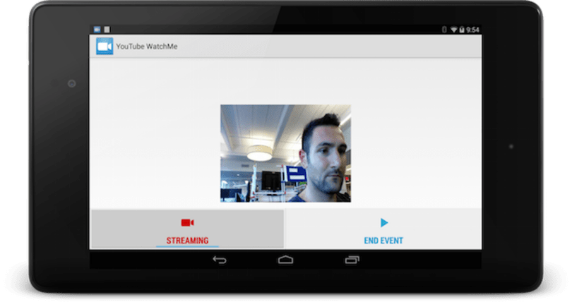 YouTube wants Android apps to use its live-streaming tool