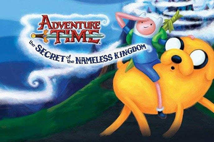 WayForward's Adventure Time game coming to PSTV, Vita