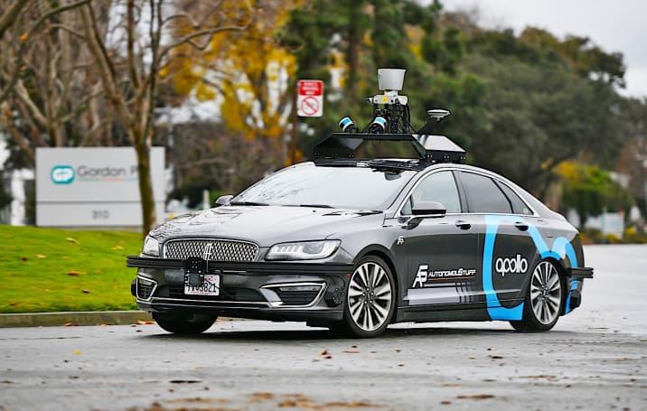 Uber 自驾车事故并未影响到百度顺利取得首批北京路测资格