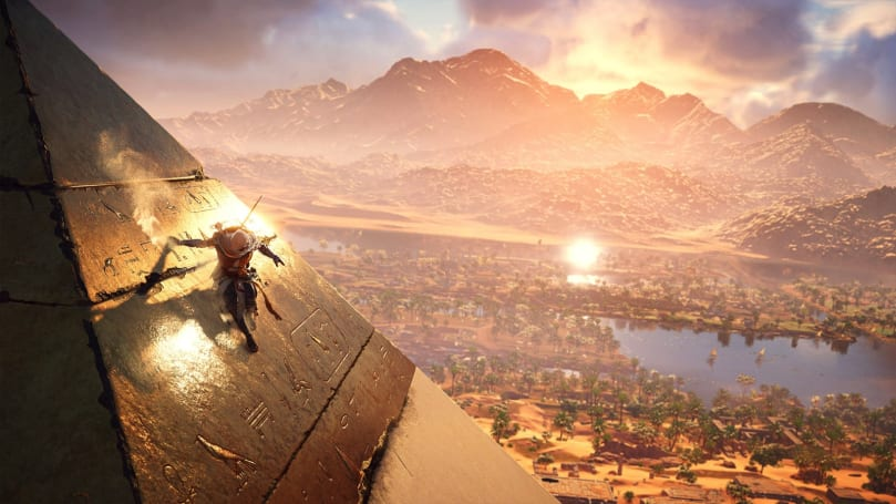 'Assassin's Creed' trailer reveals mysterious Egyptian enemies