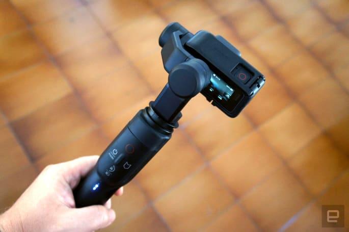 GoPro Karma Grip 专用手持云台不日上架,定价 HK$2,800