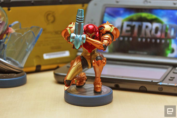 'Metroid: Samus Returns' is harder than you remember