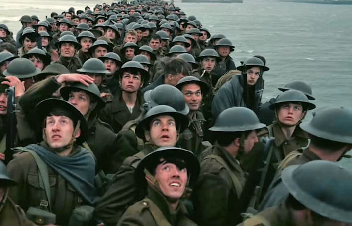 Christopher Nolan's 'Dunkirk' will be biggest 70mm release in years