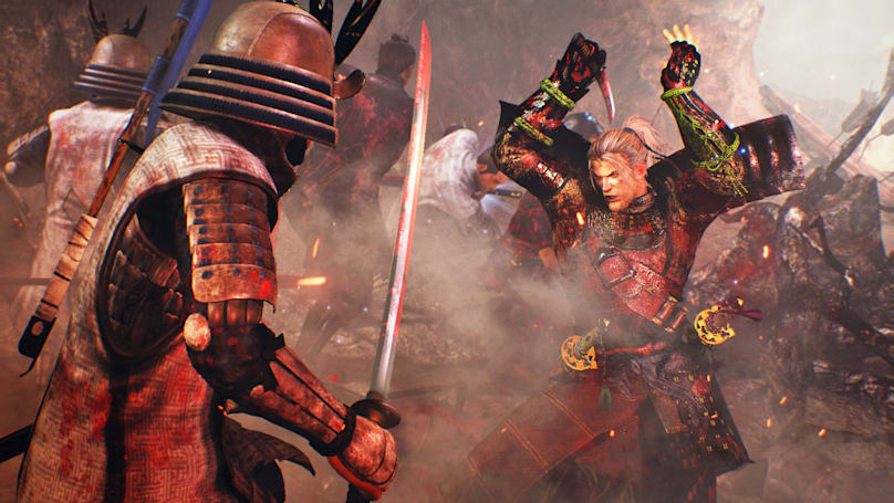 Fan requests didn't change 'Nioh' too much