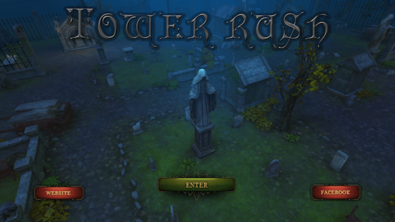 Strike down enemies with Tower Rush Lite