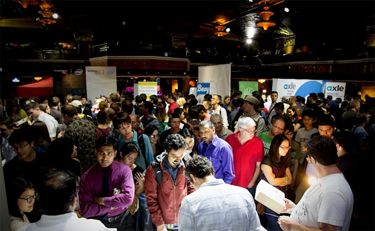 Here's what happened at last Friday's #EngadgetLive in Boston!