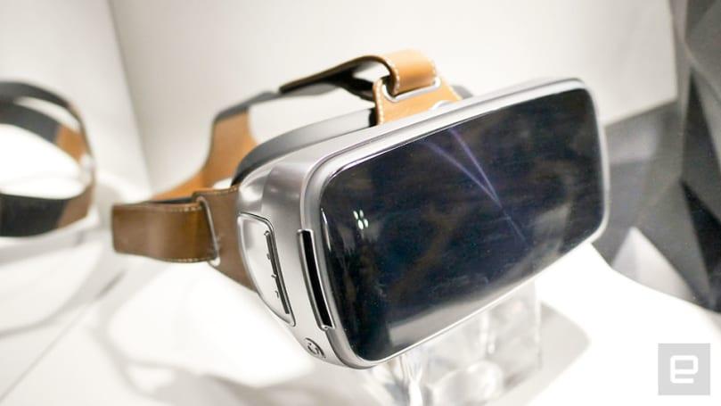 ASUS' me-too VR headset sure looks fancy