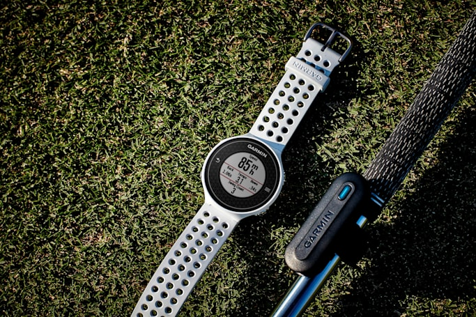 Garmin's TruSwing golf sensor can help you improve your game