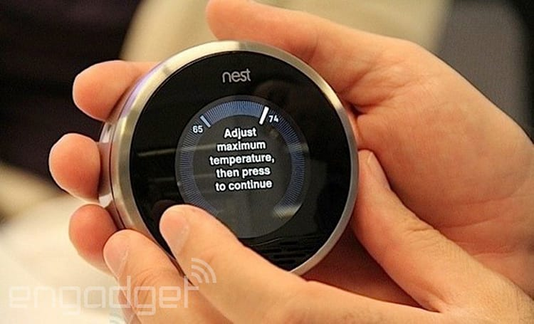 Nest devices start talking to Google, washing machines and your car