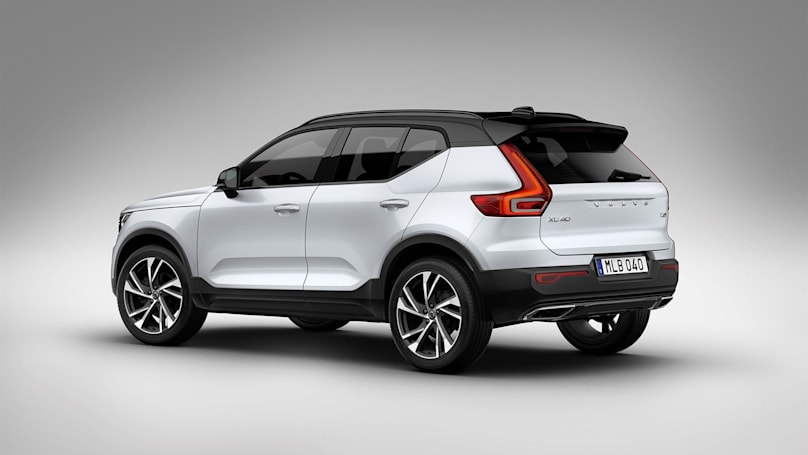 Volvo launches 12-month trade-in plan with XC40 crossover