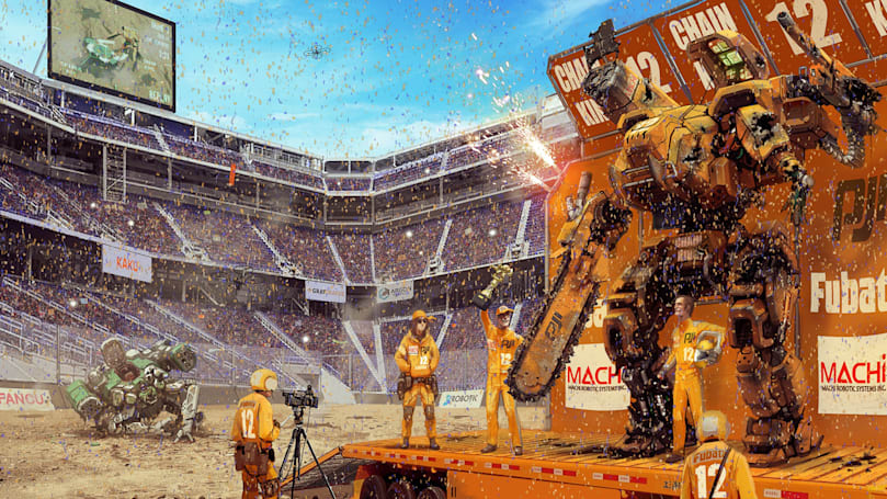 MegaBots wants to crowdfund a tournament for 2018
