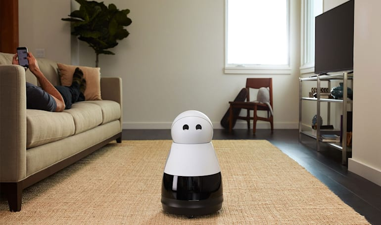 Adorable home robot Kuri is being discontinued