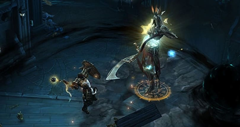Diablo III to begin technical testing in China shortly