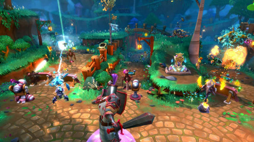 Joystiq Streams: One last early look at Dungeon Defenders 2