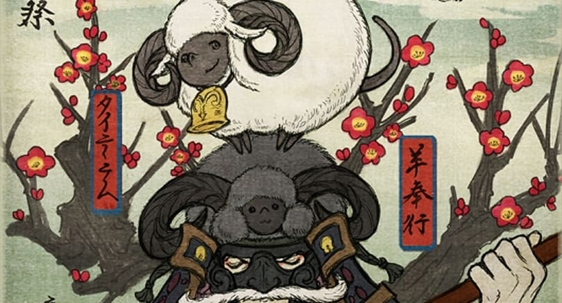 Final Fantasy XIV prepares for a sheep-filled year