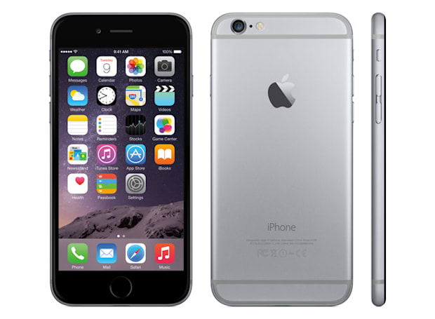 Engadget UK giveaway: win an iPhone 6 courtesy of Mobilefun.co.uk