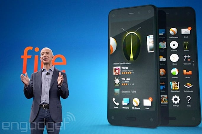 Watch Jeff Bezos unveil Amazon's new Fire phone (video)