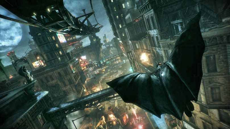 'Batman: Arkham Knight' for PC should be less broken now