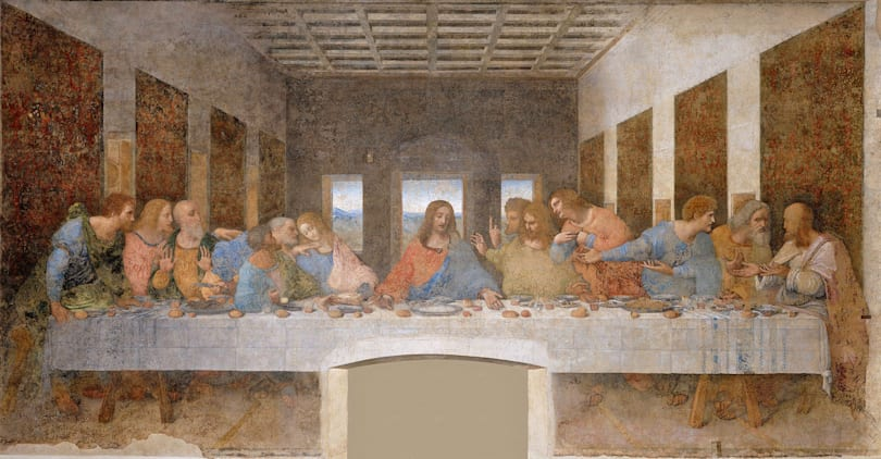 The unending fight to preserve 'The Last Supper'