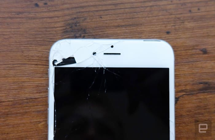 A new polymer could make phone screen repairs a thing of the past