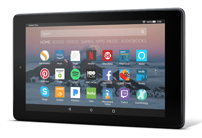Amazon sunsets its live video tech support for Fire tablets