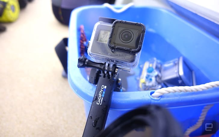 GoPro Hero 6 Black 评测:蜕变的开始
