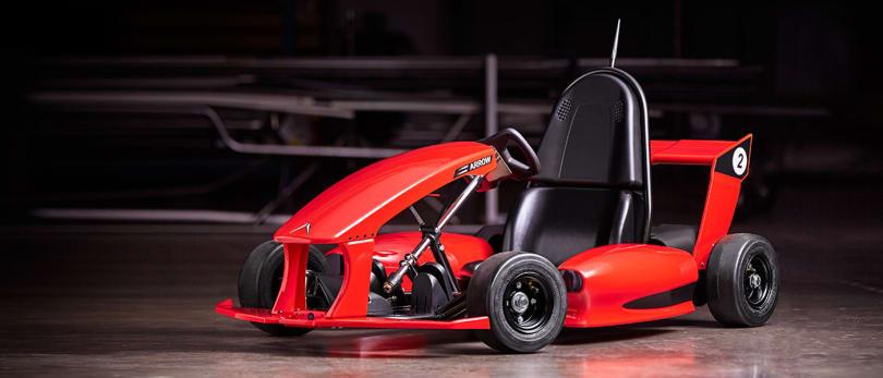 Nest's co-founder is releasing a smart go-kart for kids